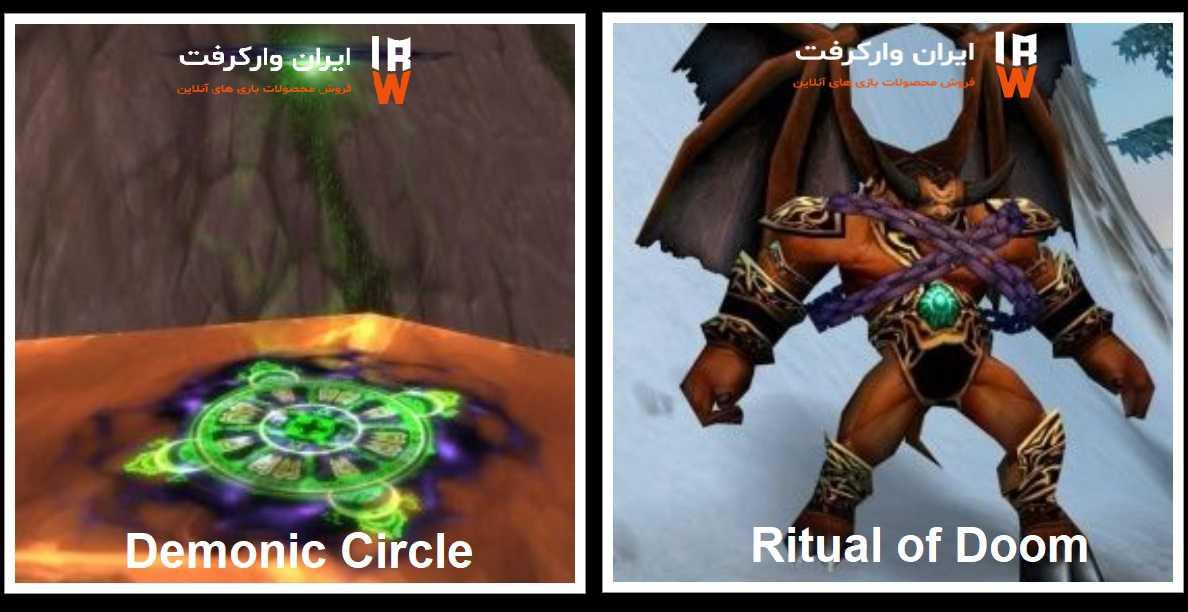 قابلیت کلاس Warlocks در بسته الحاقی Shadowlands