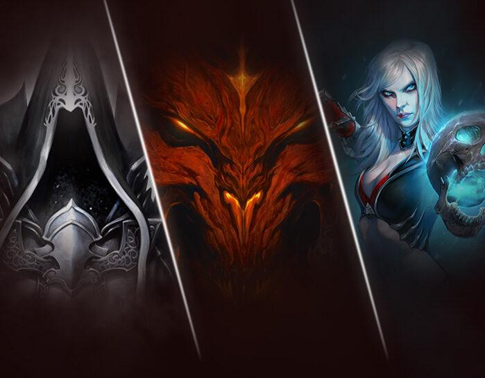 خرید Diablo III: Eternal Collection