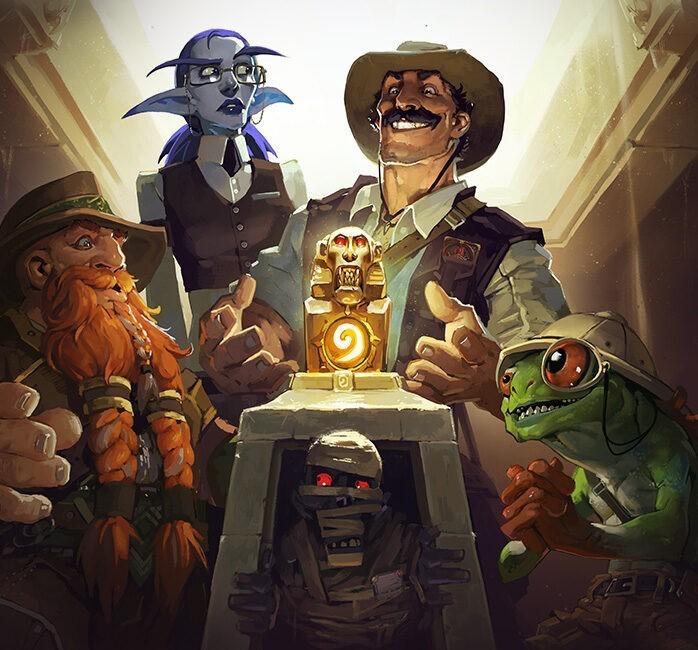 خرید Hearthstone: League of Explorers