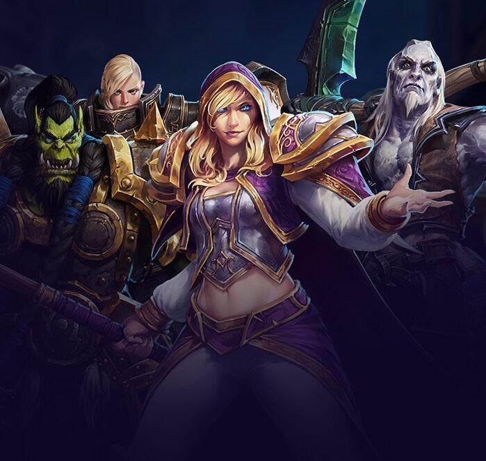 خرید Heroes Of The Storm: Welcome to the Nexus Bundle