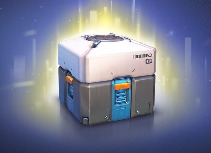 خرید Overwatch:Loot Boxes