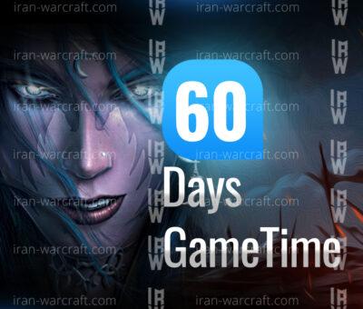 گیم تایم 60 روزه wow 400x340 - خرید گیم تایم 60 روزه